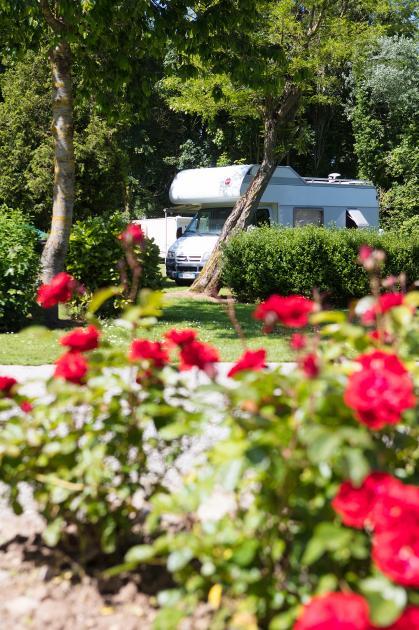 emplacement camping car calais