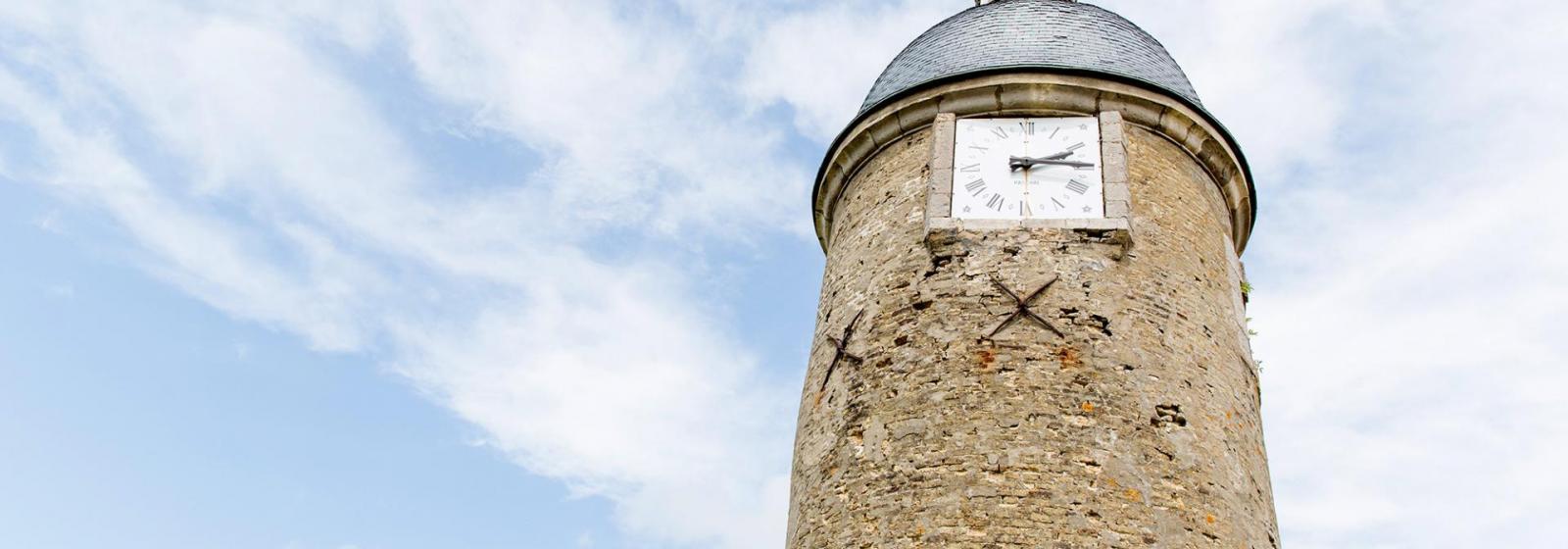 tour horloge guines